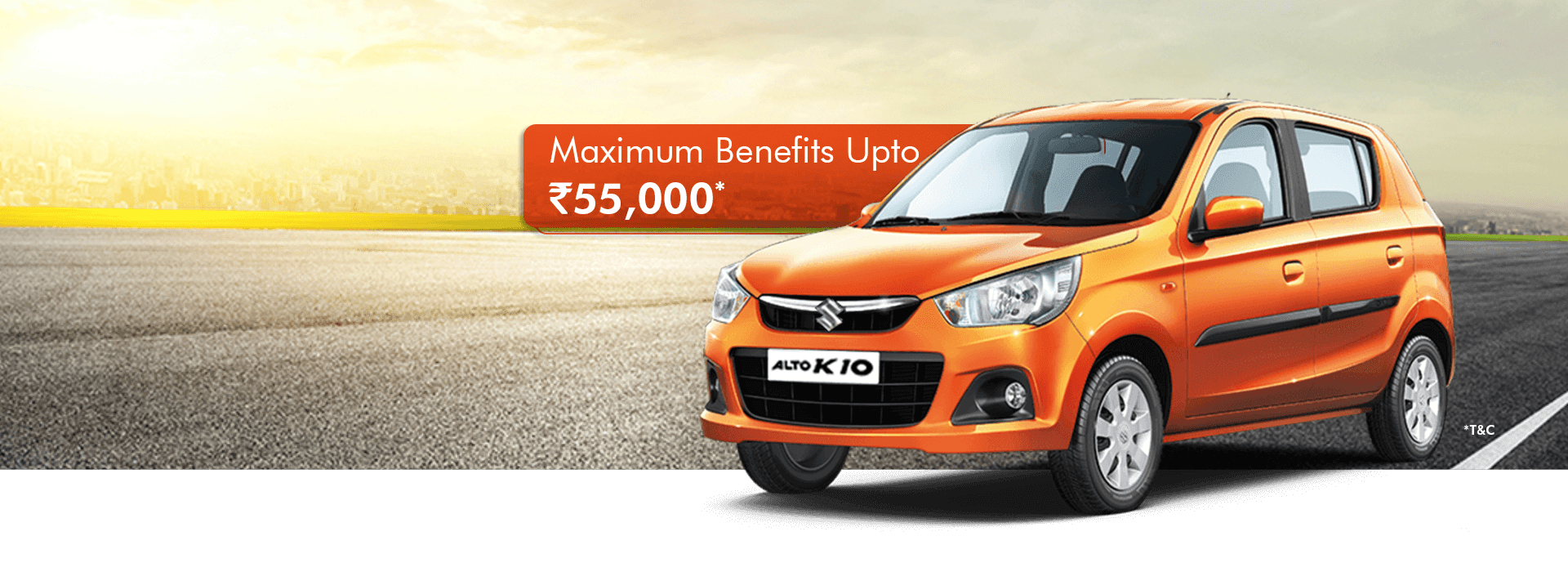 Buy Alto K10 in Mumbai