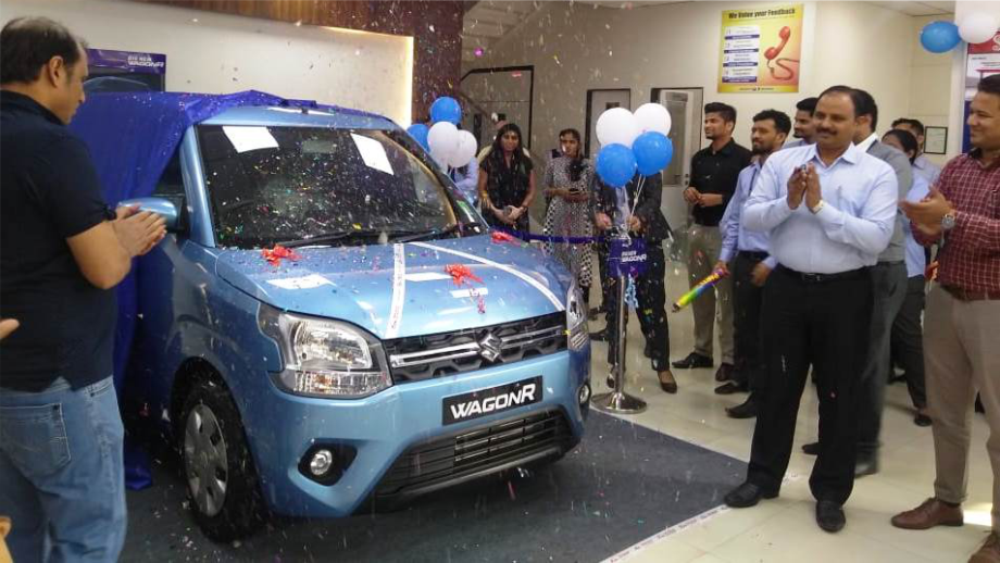 Unveiling The Big New WagonR 9