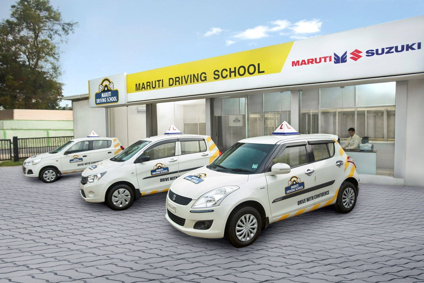 How is Maruti Driving School Different From Other Local Driving School?
