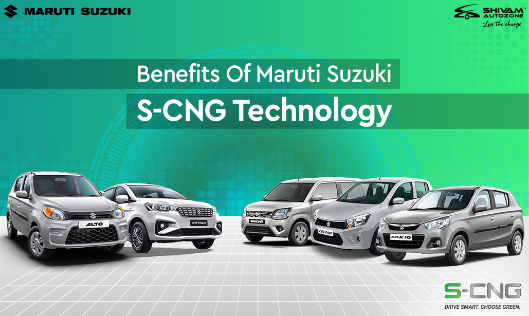 Benefits Of Maruti Suzuki S-CNG Technology 2