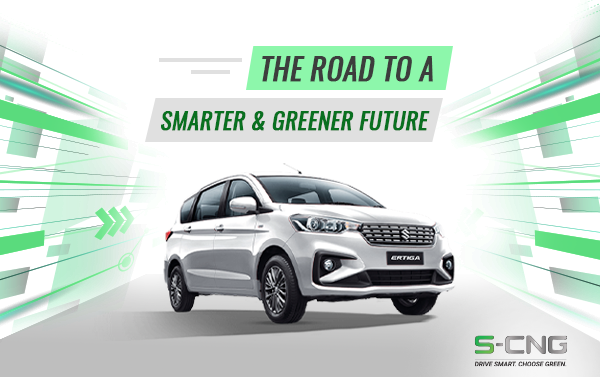 Smarter And Greener Future