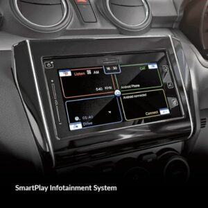 Maruti Swift Car Interior