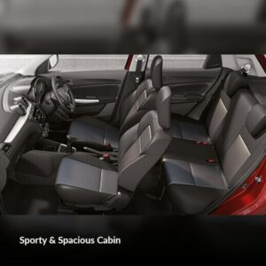 Maruti Suzuki Swift Car Interior