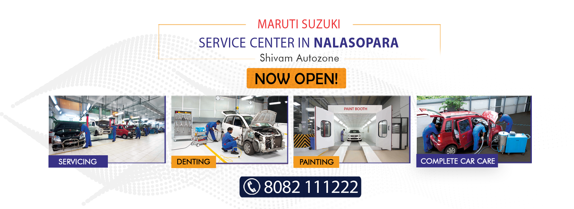 Maruti Authorized Service Centre Shivam Autozone